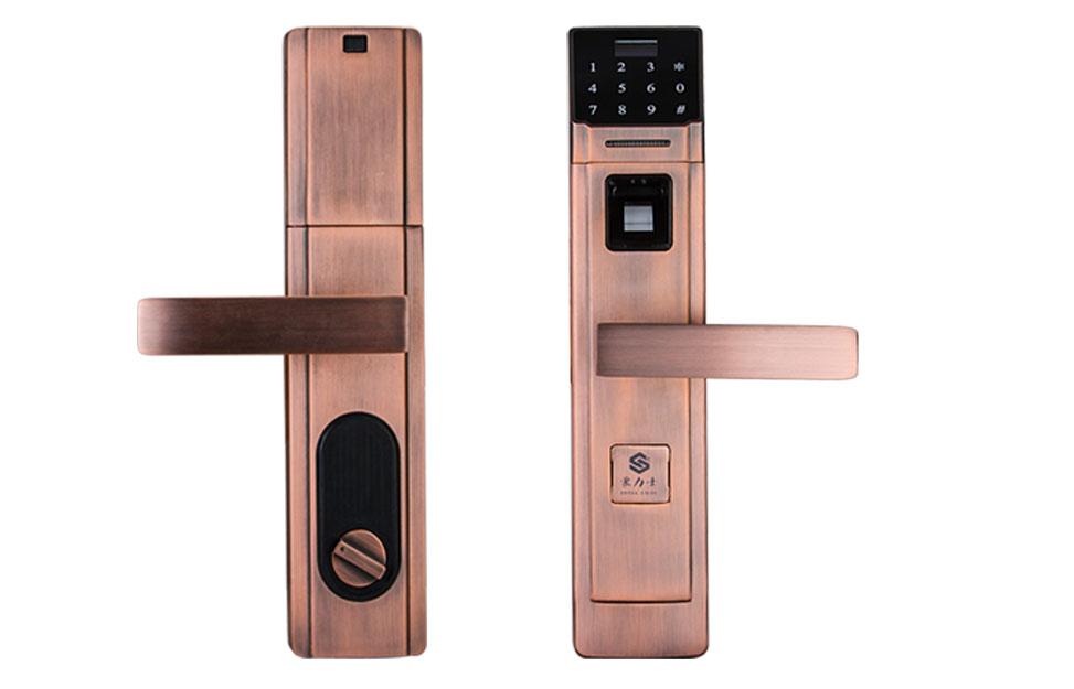 买指纹锁选择大品牌 品质及服务更有保障